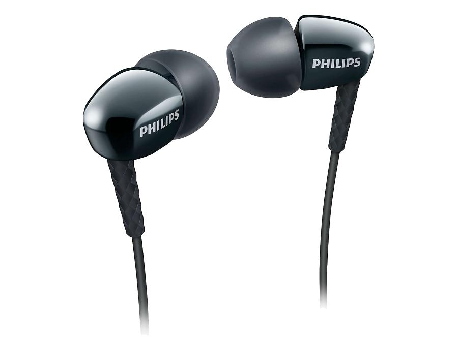 Наушники Philips SHE3900BK/51, стерео