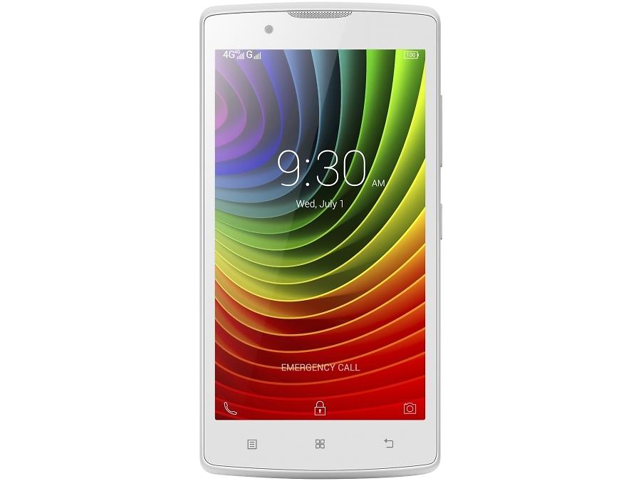 Смартфон Lenovo A2010 LTE White
